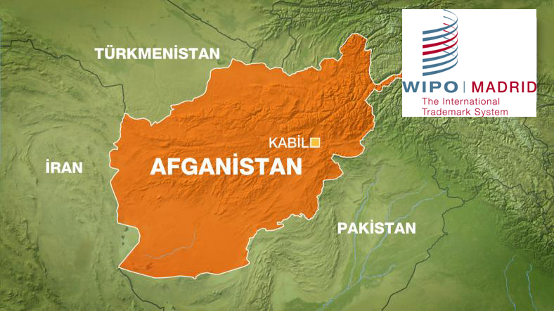 Afganistan Yurtdışı Marka Tescili