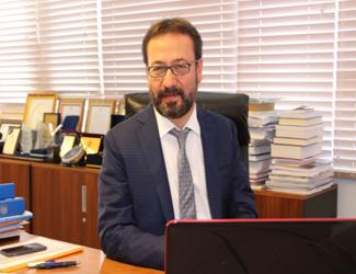 Av. Ali Yüksel Adres Patent Yönetim kurulu başkanı