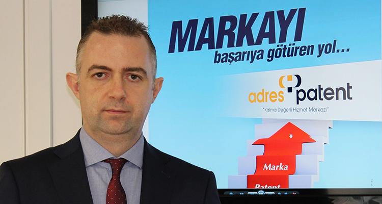 Adres Patent Genel Müdürü Cumhur Akbulut