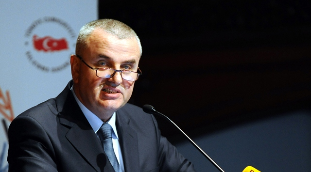 Habib Asan Türk patent ve Marka Kurumu Başkanı