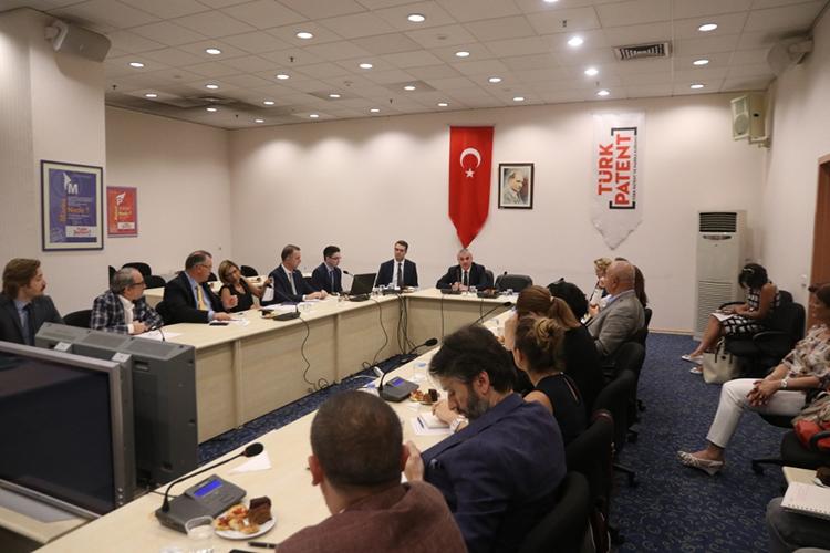 Türk Patent vekilleri toplandı