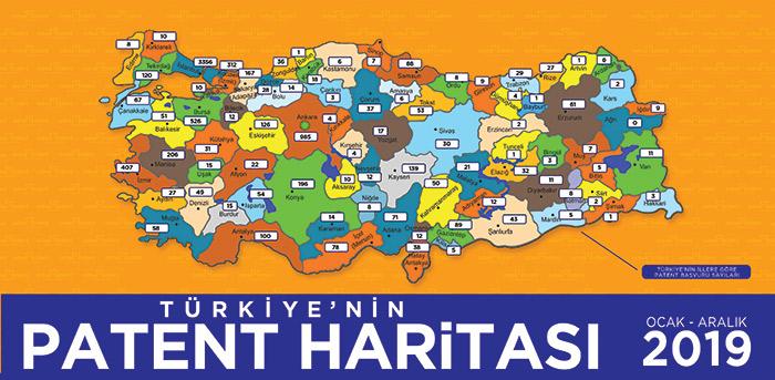 Türkiye marka ve patent karnesinde taihi zirveyi gördü