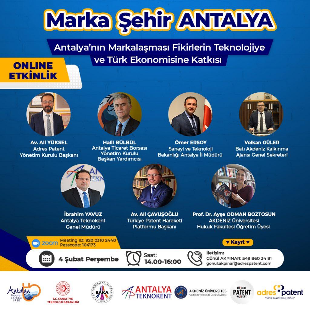 Marka Şehir Antalya