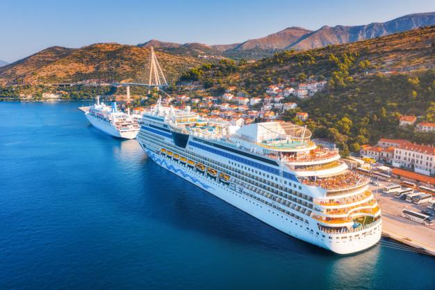 cruise gemisi
