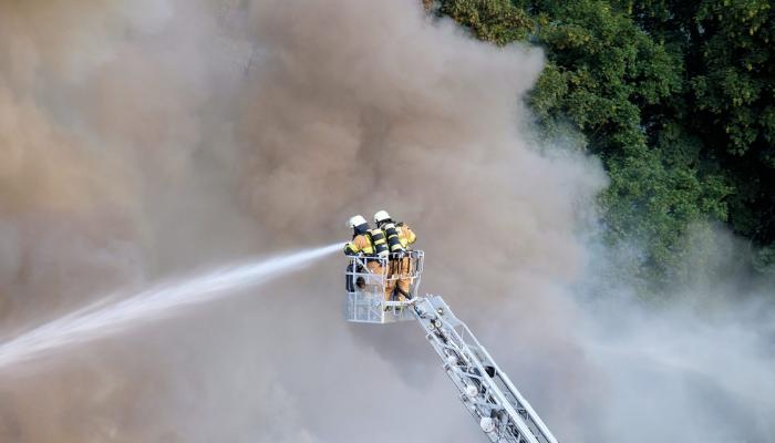 Türkiye'de ve dünya da yangınla mücadelenin patent karnesi 9 bin 551 başvuru